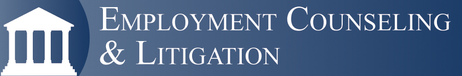 EmploymentCounselingandLitigation